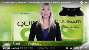 Sunrider Quinary Review Testimonial