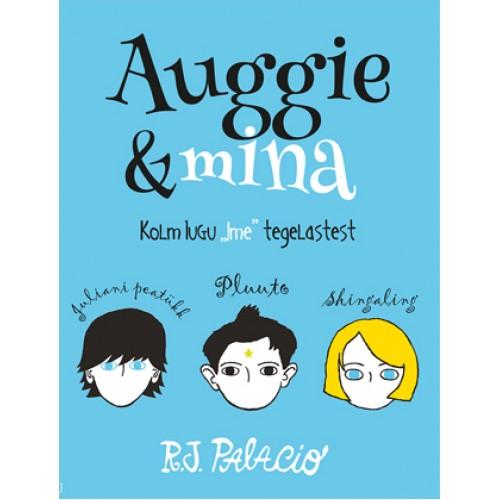 Auggie & mina