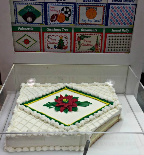 Costco Online Christmas Trees: Decorating A Costco Sheet Cake