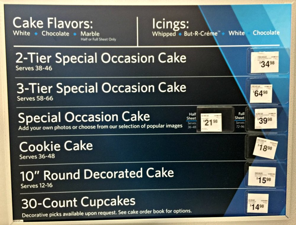 How To Order A Cake From Sam S Club