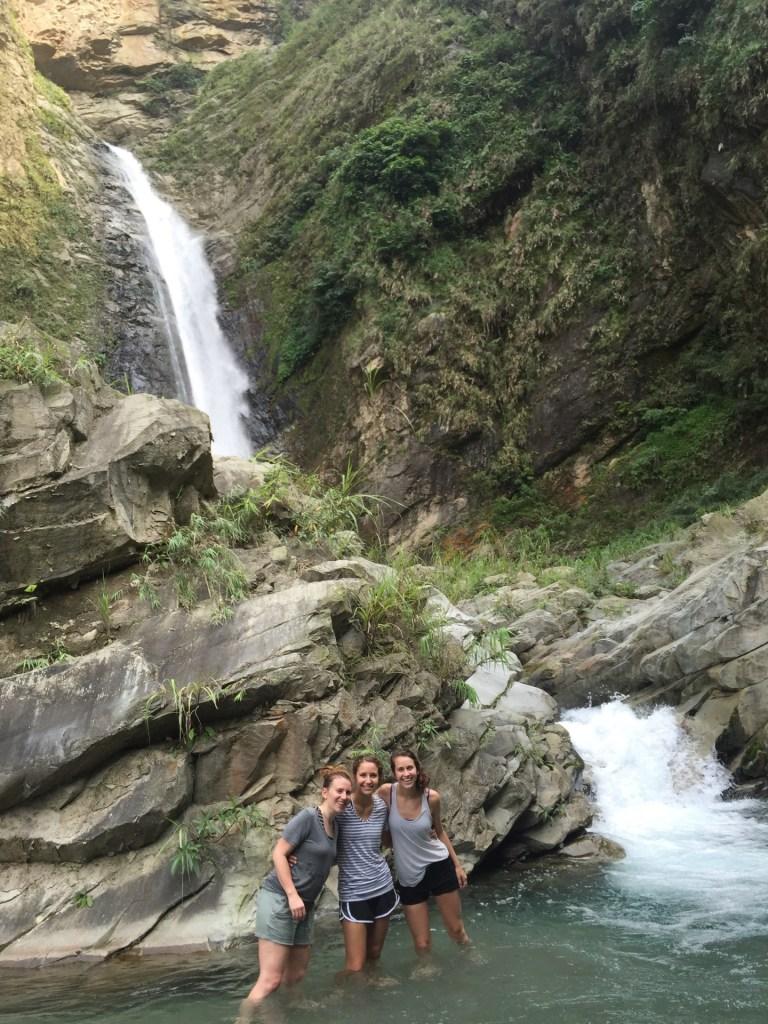 double dragon waterfall