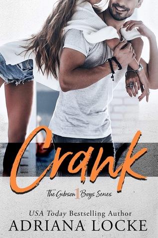 Review   Crank by Adriana Locke