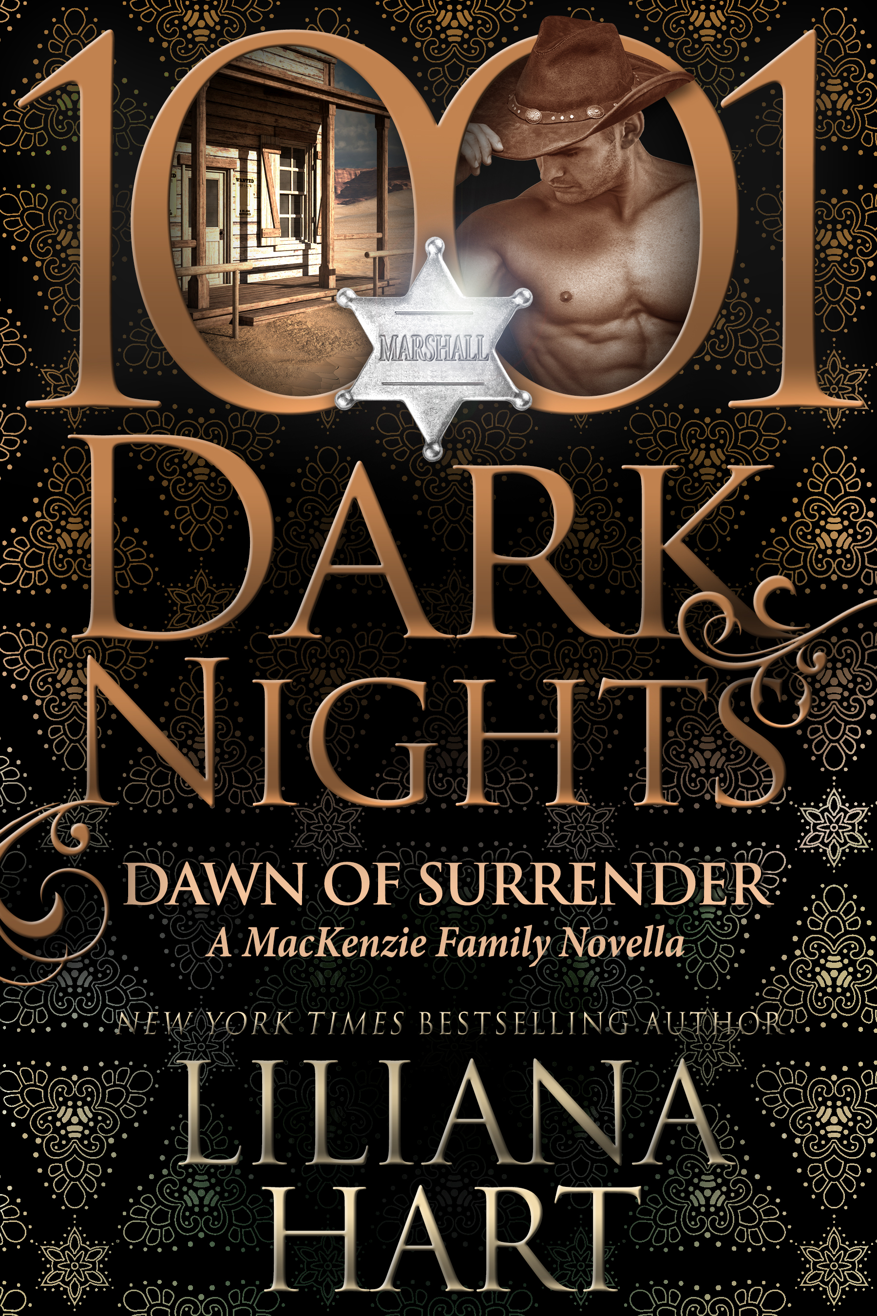 Excerpt | Dawn of Surrender by Liliana Hart
