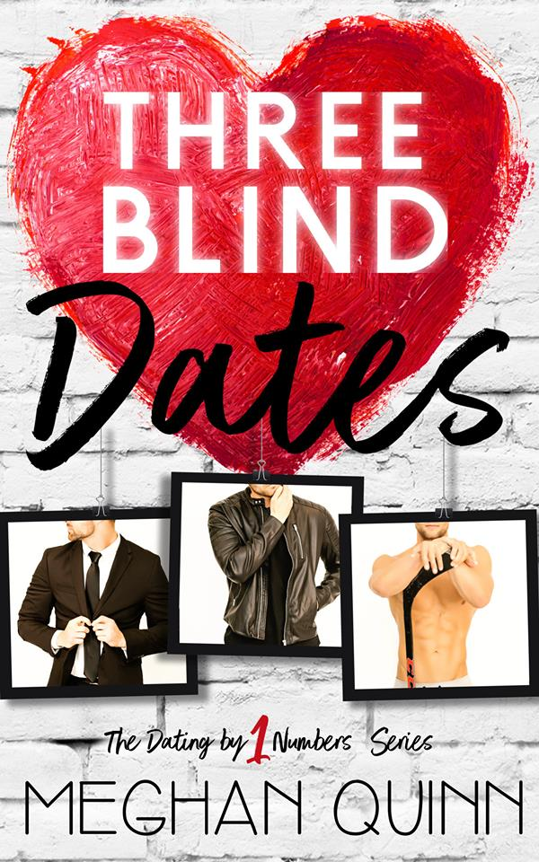 Review | Three Blind Dates by Meghan Quinn