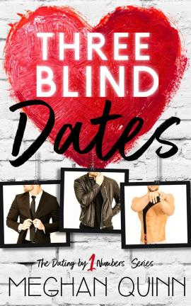 Review of Three Blind Dates by Meghan Quinn