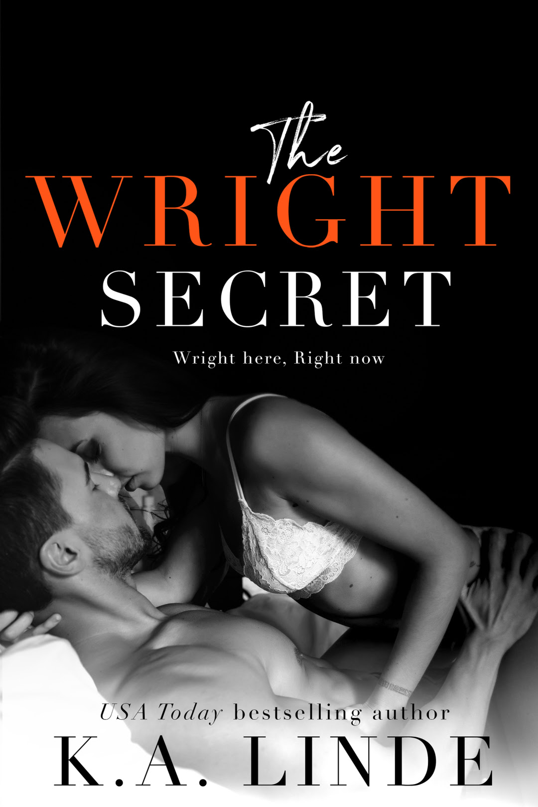Review | The Wright Secret by K.A. Linde