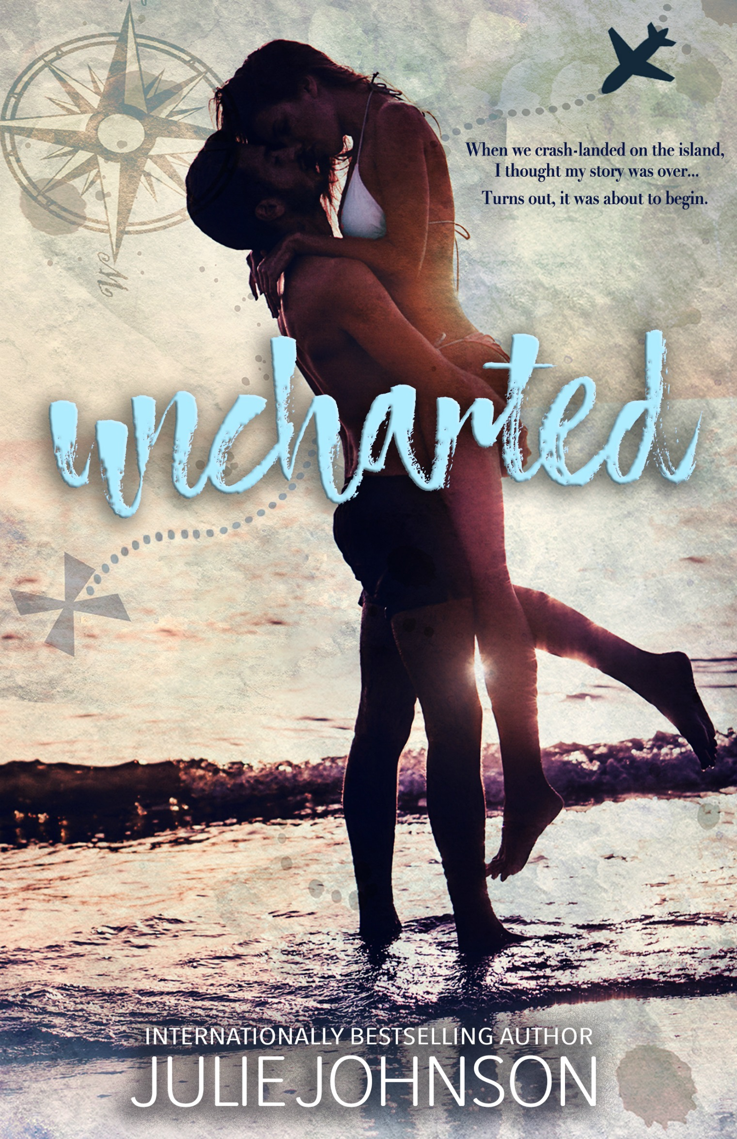Review | Uncharted by Julie Johnson