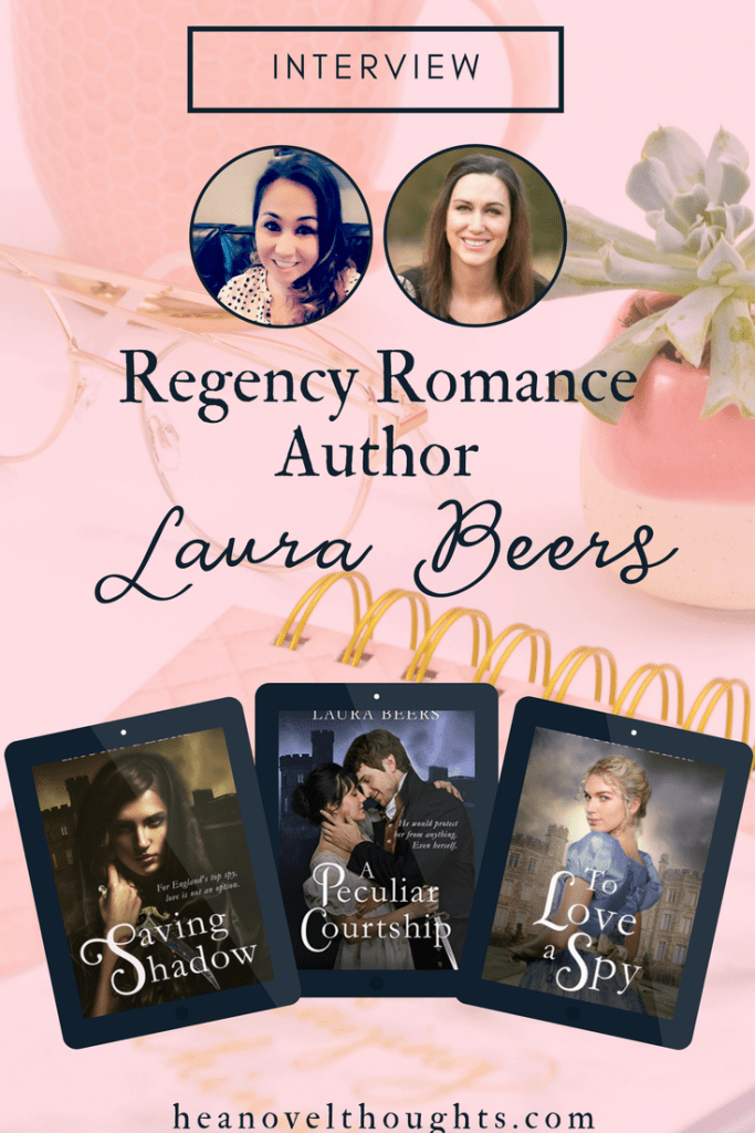 The Beckett Files Reading order and regency romance interview
