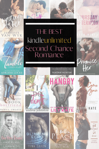 Second Chance Romances to Fall For - HEA Novel Thoughts