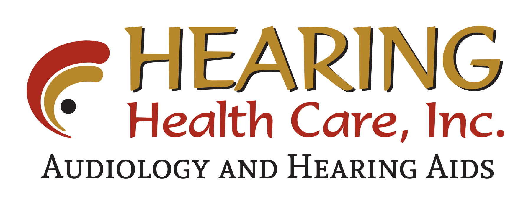 Shawnee Audiologist Logo for Hearing Health Care Inc