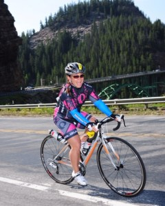 My second Courage Classic Ride in 2014 and my first time riding the copper triangle course.