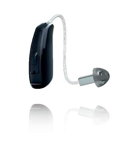 Receiver in the Canal hearing aid