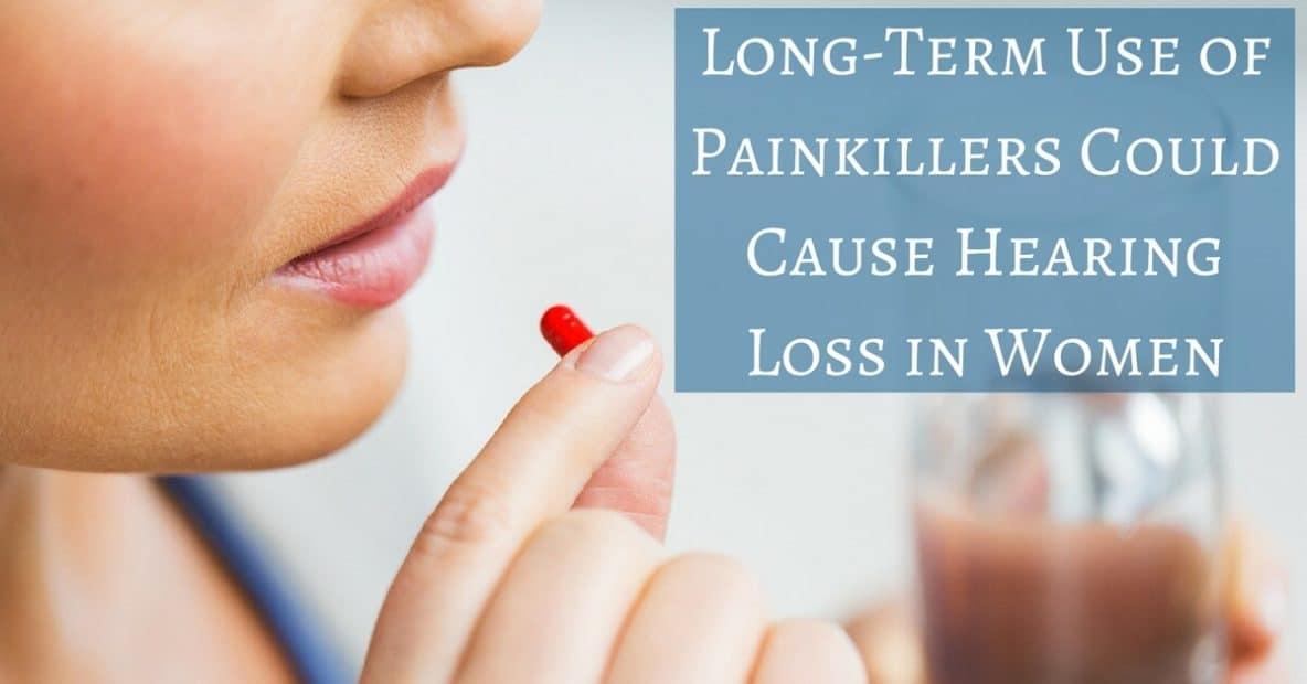 Women taking pain killers must be cautious-Telugu health news January 2020