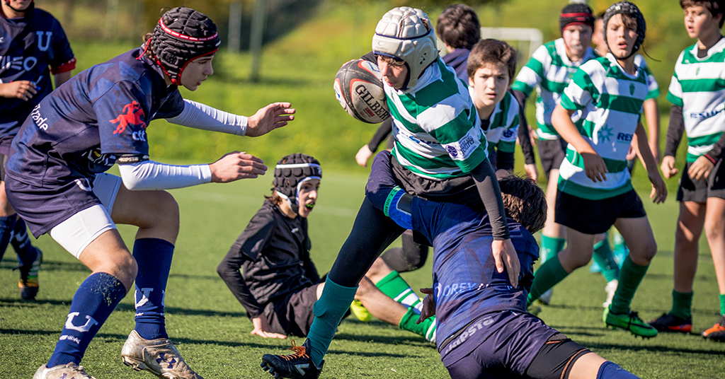 teen gains confidence with hearing loss through sport deaf rugby player