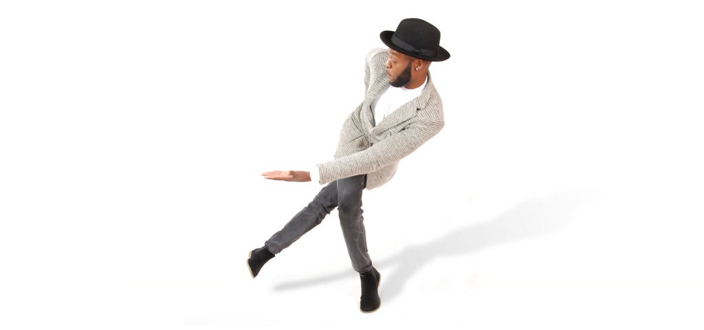 Deaf dancer Chris Fonseca