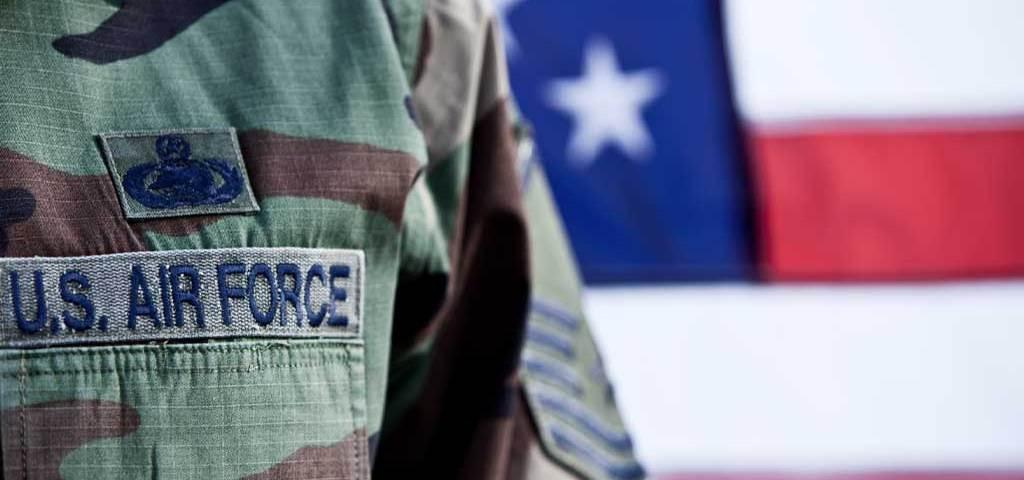 Sam Edwards, U.S. Air Force Veteran