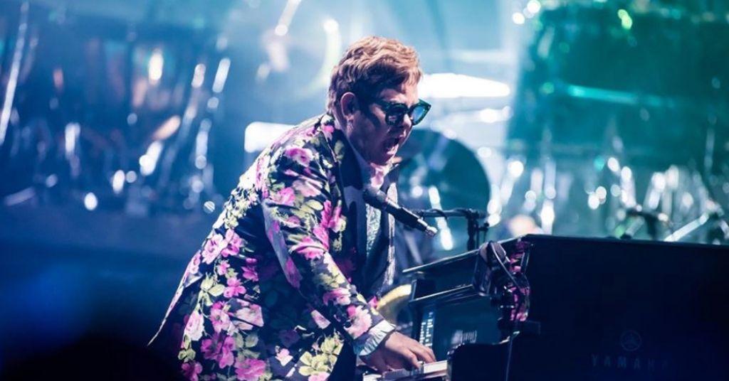 deaf Elton John fans