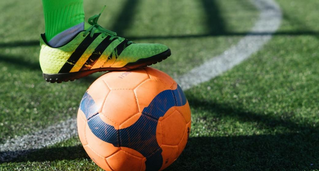 deaf soccer player