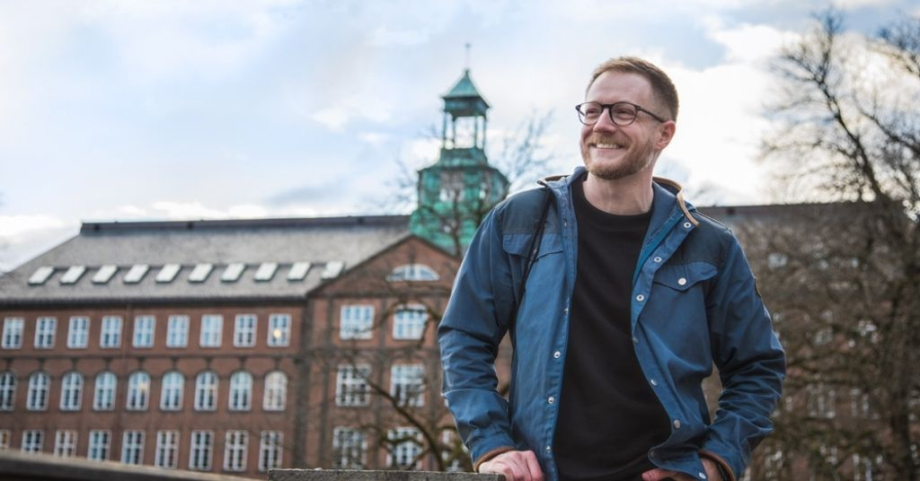 hearing aids helped Runar Jenssen graduate