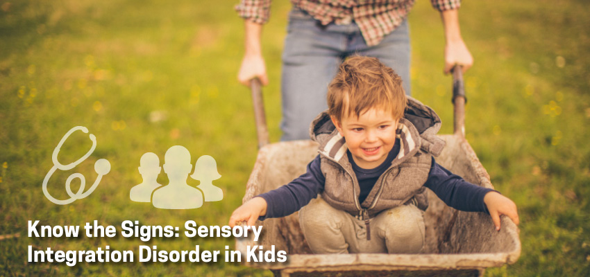 Sensory Integration Disorder