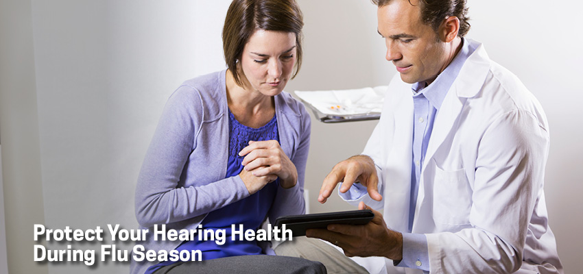 Protect Your Hearing Health During Flu Season