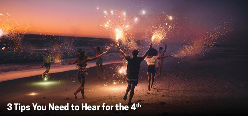 Protect Your Hearing for the 4th of July