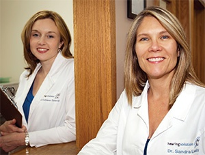 Hearing Solutions Audiology Doctors Leahy and Sawhill