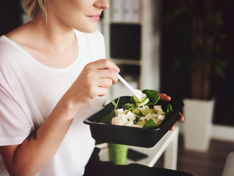 3 Ways To Eat Healthy At The Office American Heart
