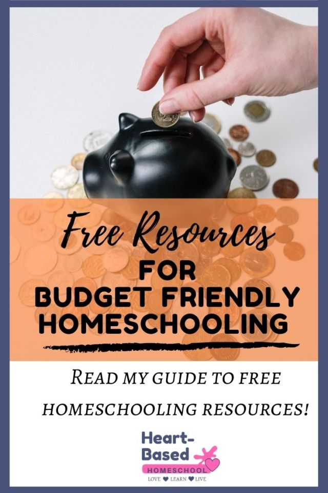 Free Resources for Budget Friendly Homeschooling.  Read my guide to FREE Homeschooling Resources!