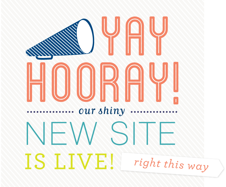 We have launched!!!