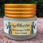 Athar'a Pure Exotic Skin Essentials – Moroccan Coffee Eye Cream