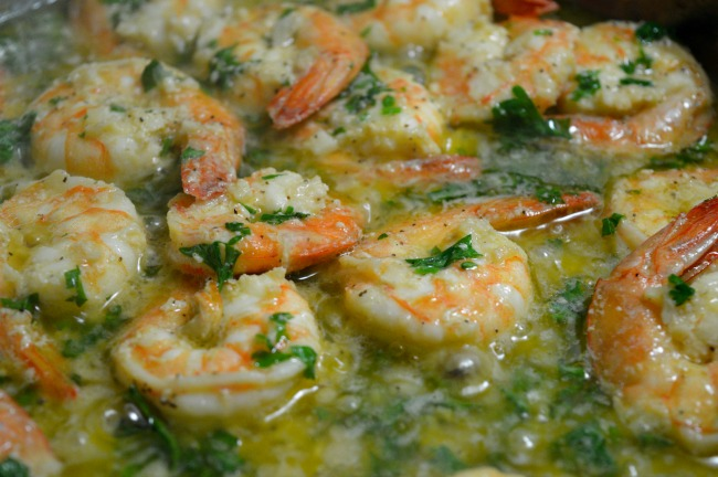 Red Lobster Shrimp Scampi Copycat Recipe