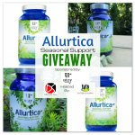 Allurtica ~ Natural Seasonal Support Giveaway! Perfect Relief For Allergy Sufferers