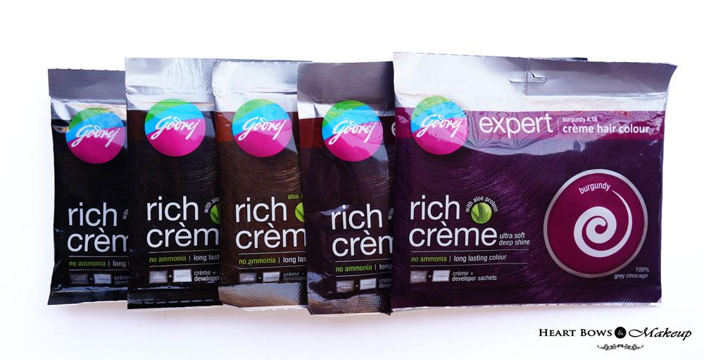 Godrej Expert Rich Crme Hair Color Natural Brown 40