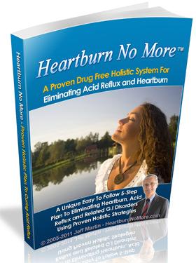 heartburn No More™ - Heartburn Cure Book