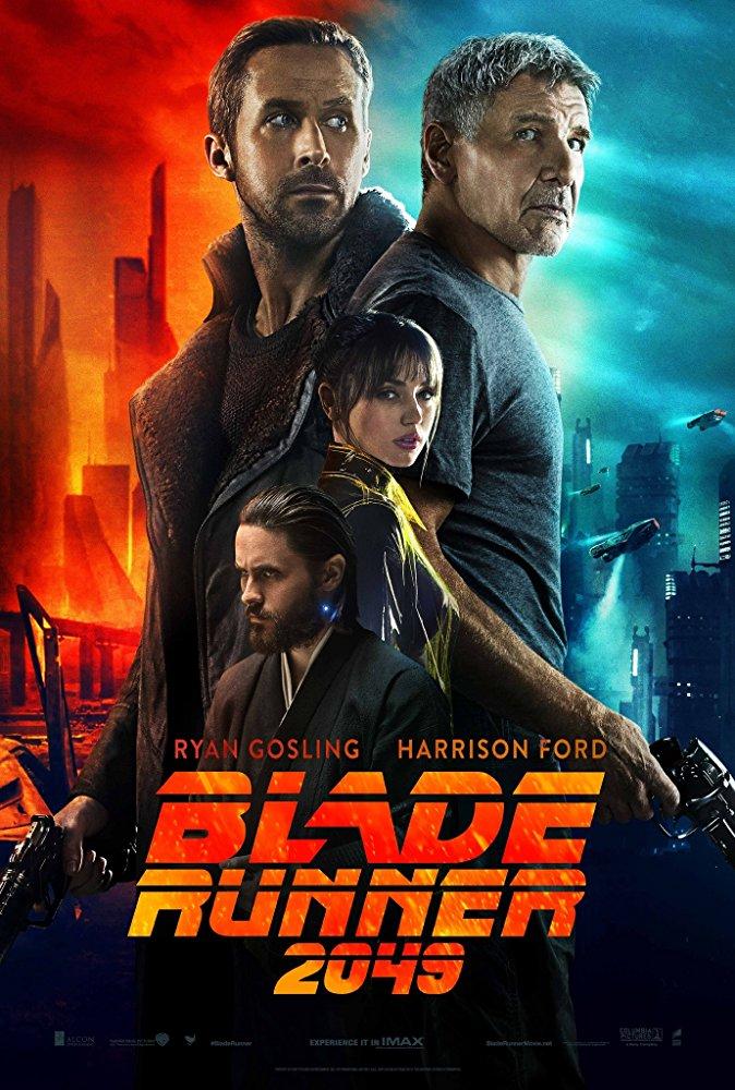 Blade Runner 2048 Poster