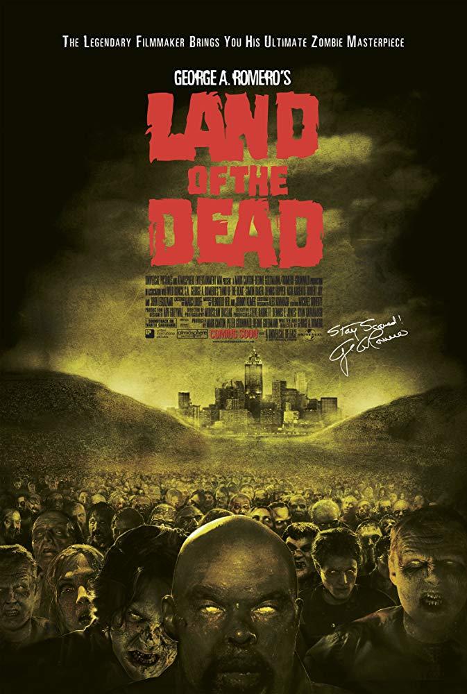 랜드 오브 데드 Land of the Dead (2005)