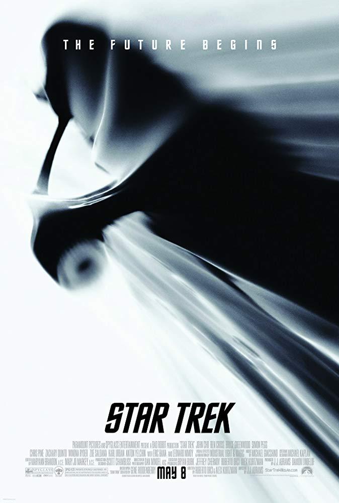 스타트렉: 더 비기닝 Star Trek (2009)