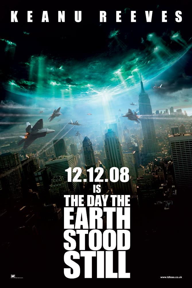 지구가 멈추는 날 The Day the Earth Stood Still (2008)
