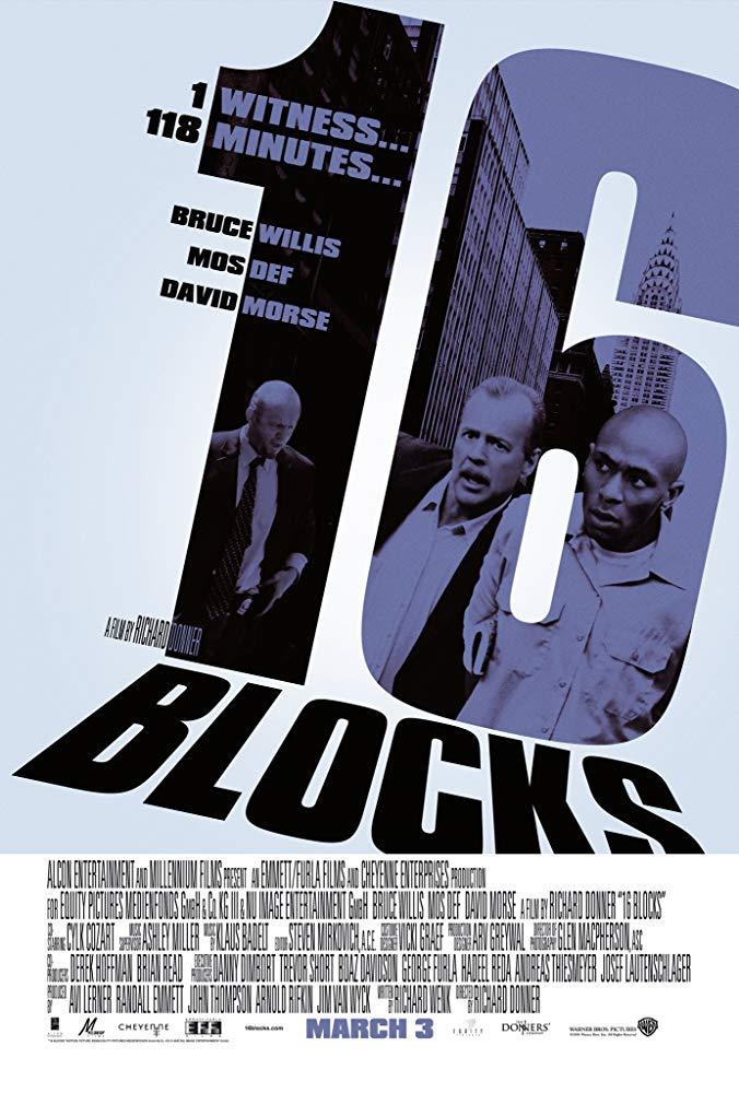 식스틴 블럭 16 Blocks (2006)