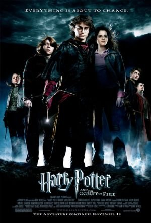 해리포터와 불의 잔 Harry Potter and the Goblet of Fire (2005)