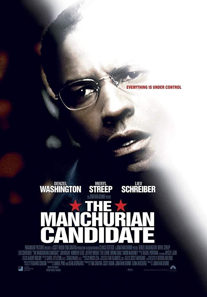 맨츄리안 캔디데이트 The Manchurian Candidate (2004)