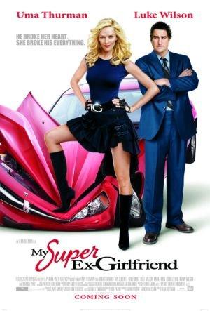 겁나는 여친의 완벽한 비밀 My Super Ex-Girlfriend (2006)