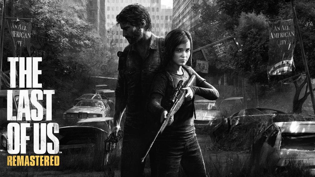 더 라스트 오브 어스 리마스터드 The Last of Us Remastered