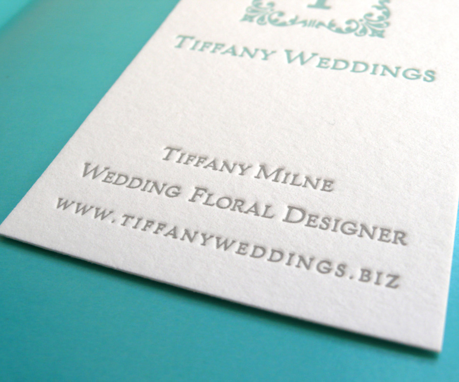 Tiffany Weddings | Heartfish Press