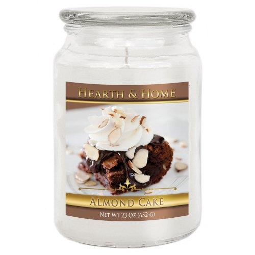 Almond Cake - Large Jar Candle