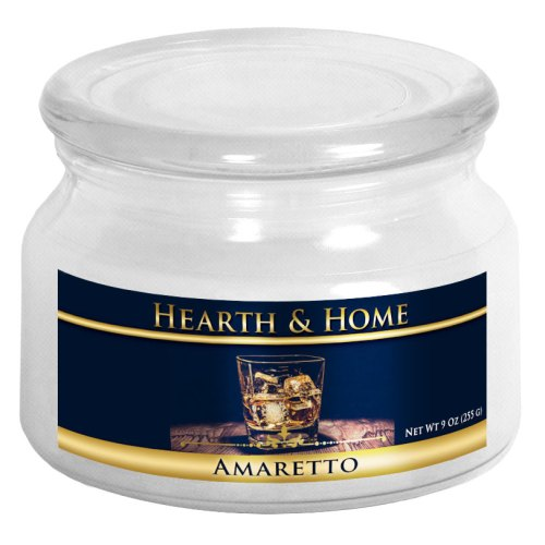 Amaretto - Small Jar Candle