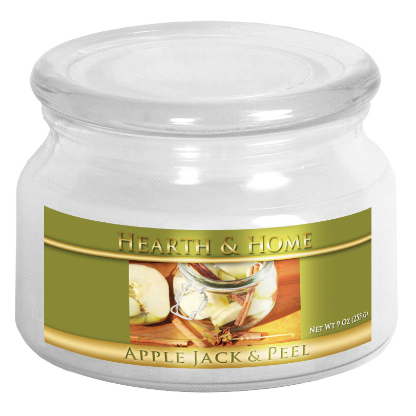 Apple Jack & Peel - Small Jar Candle