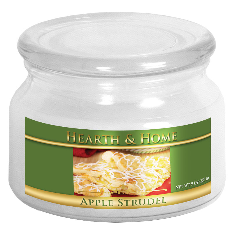 Apple Strudel - Small Jar Candle