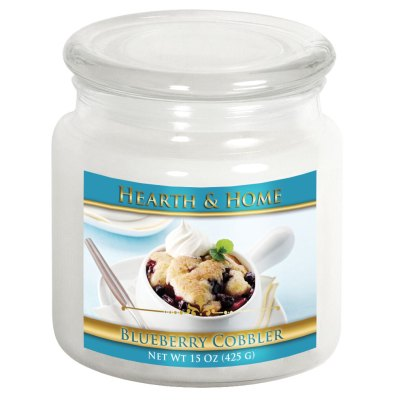 Blueberry Cobbler - Medium Jar Candle